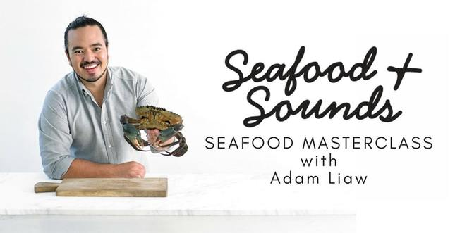 Seafood Sounds, Seafood and Sounds Adelaide, Sprout Cooking adelaide, Kangaroo Island Spirits, adam liaw, masterchef australia, Adelaide Central Market, Justin Harman, heather day, dinko tuna