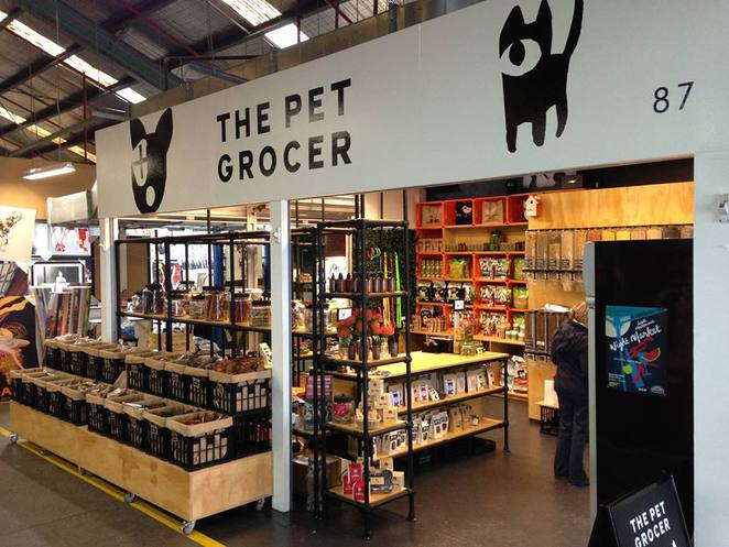 south melbourne market pet grocer