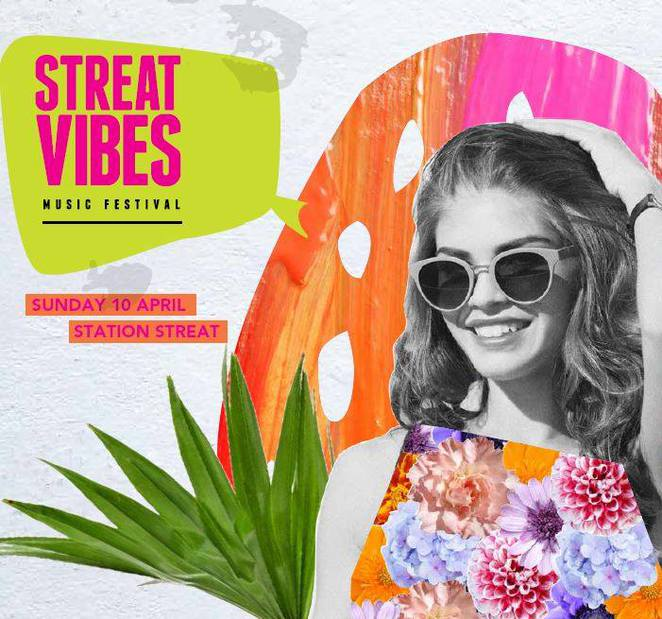 streat vibes music festival 2016, watergardens town centre, dami im, matt and jess, johnny ruffo, vocalist, fireworks, singers, meet and greet
