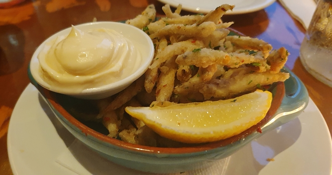 Tapas, Newcastle, Spanish, seafood, whitebait, food, dinner, share plates, groups