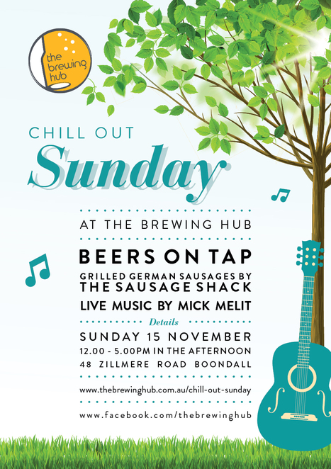 The Brewing Hub's Chill Out Sunday