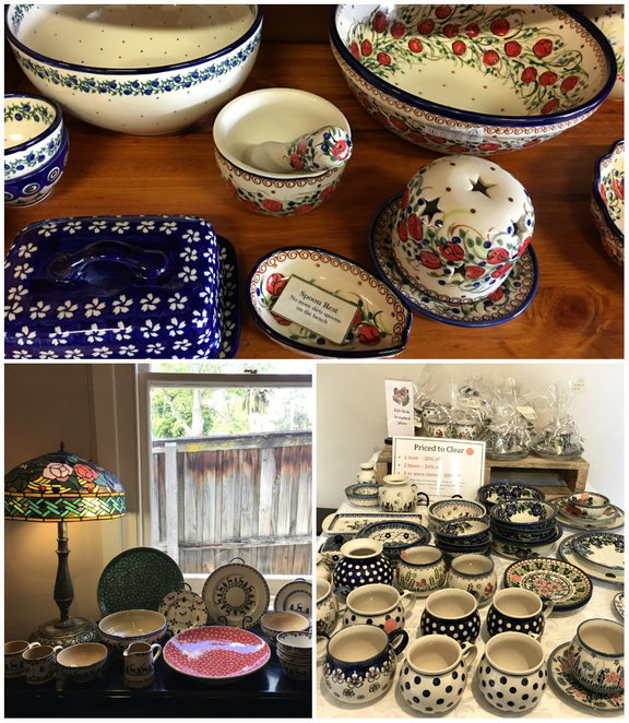 the cup & mug, fine polish pottery, european art, ethnic crockery, mugs, dinner plates, saucers, teacups, pottery ornaments, shopping, finely crafted, hand made pottery, stoneware, boleslawiec region, skilled craftsmen, retail outlet, coffee mugs