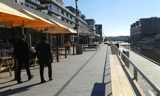 The Dock, Kingston Foreshore, Canberra, Cafes, Restaurants, breakfast, lunch, dinner, coffee