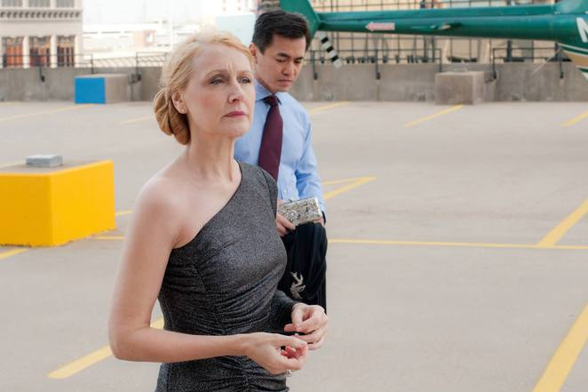 the east patricia clarkson