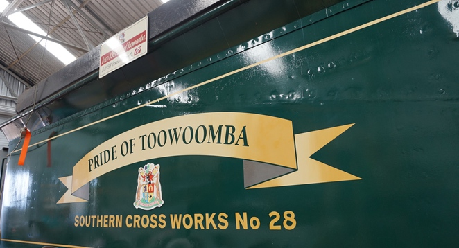 The Pride of Toowoomba