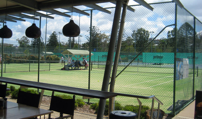 The University of Queensland has a whole range of sports facilities open to the public