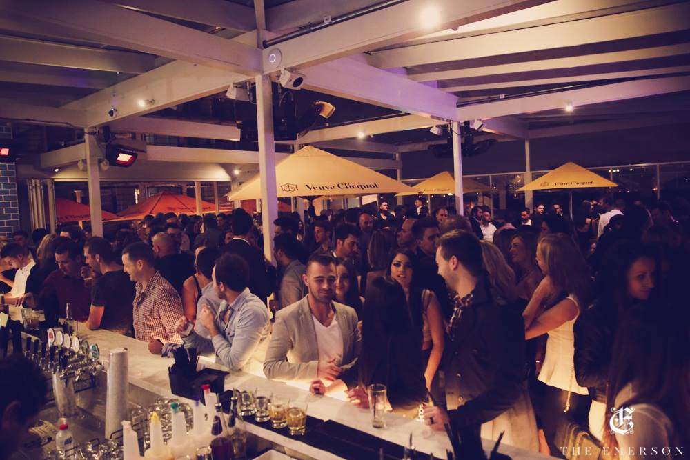 Veuve Clicquot Winter Party In Melbourne Melbourne