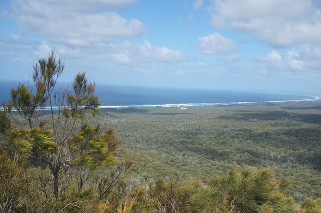 View from Mount Tempest