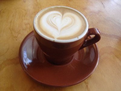Image Courtesy of Wikipedia. Cappuccino by Jazzbobrown