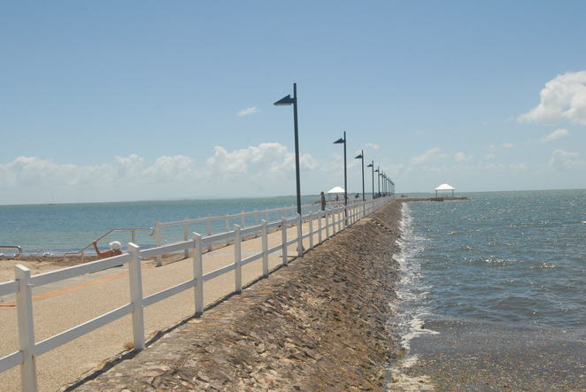 Wynnum; beach; kids; playground; Moreton Bay; picnic