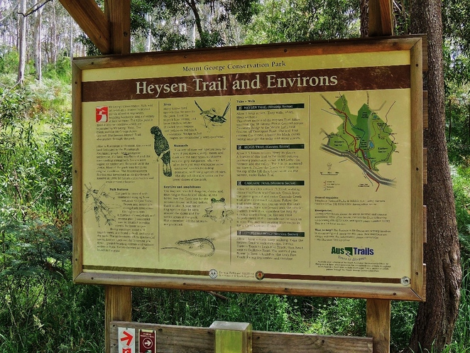 adelaide, park, conservation park, trail, dogs, adelaide hills, creek, free, mount george, map
