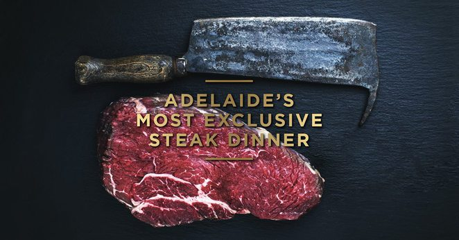 Adelaide,Level One, Electra House, Food Events, Foodie Events, Steak Dinner, Marble Steak, Quality, Exclusive, Steak, Kobe Beef, Japanese, Traditional, Technique,