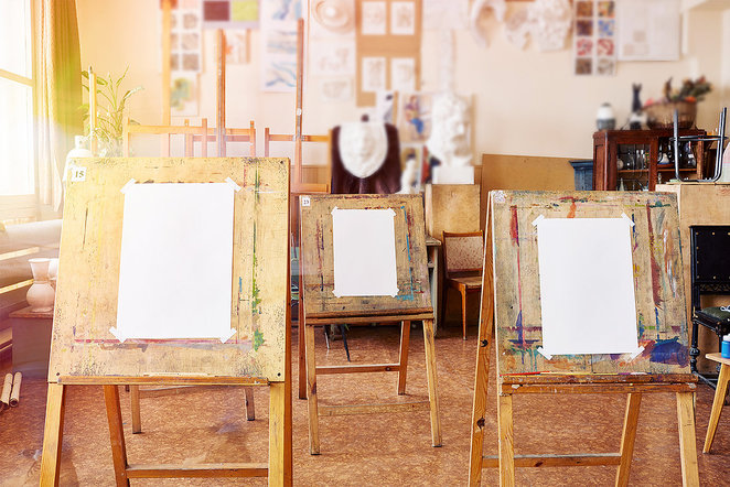Adult art classes Sydney