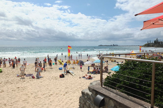 Alex Surf Club, Sunshine Coast, barbecue picnics, skate park, childrens' playground, little nippers, breakfast, lunch, dinner, drinks, best views on the coast