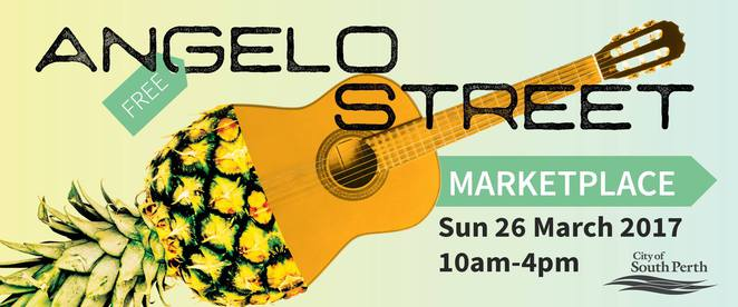 angelo street marketplace, angelo st marketplace, angelo st festival, south perth festival, south perth market place, angelo street festival 2017, free events perth, south perth events