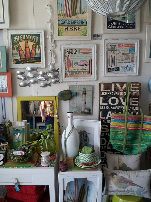 beach boutique chic homewares currumbin coastal
