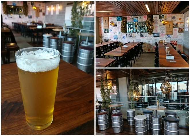 bentspoke brewing co, brewery, canberra, braddon, ACT, mort street, lunch, dad, fathers day, boys day out,