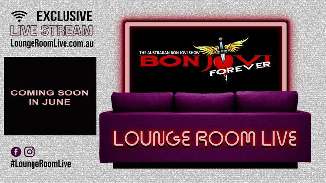 bon jovi forever 2020, ive stream concert online, online music event, community event, fun things to do, loungeroom live virtual concerts, australian bon jovi show 2020, entertainment, family fun, music and bands