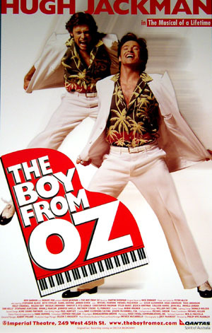 boy_from_oz, Brisbane Arts Theatre, musical