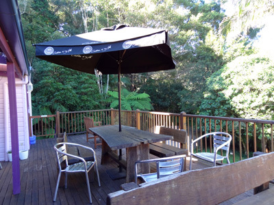 Cafe in Springbrook, Dancing Waters Cafe, Gold Coast Hinterland cafe, Springbrook restaurant