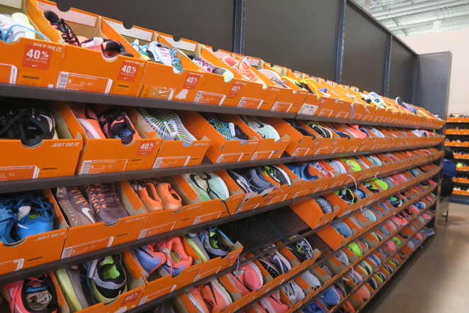 canberra outlet centre Nike