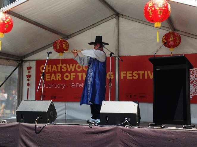 Chatswood Year of the Pig Festival