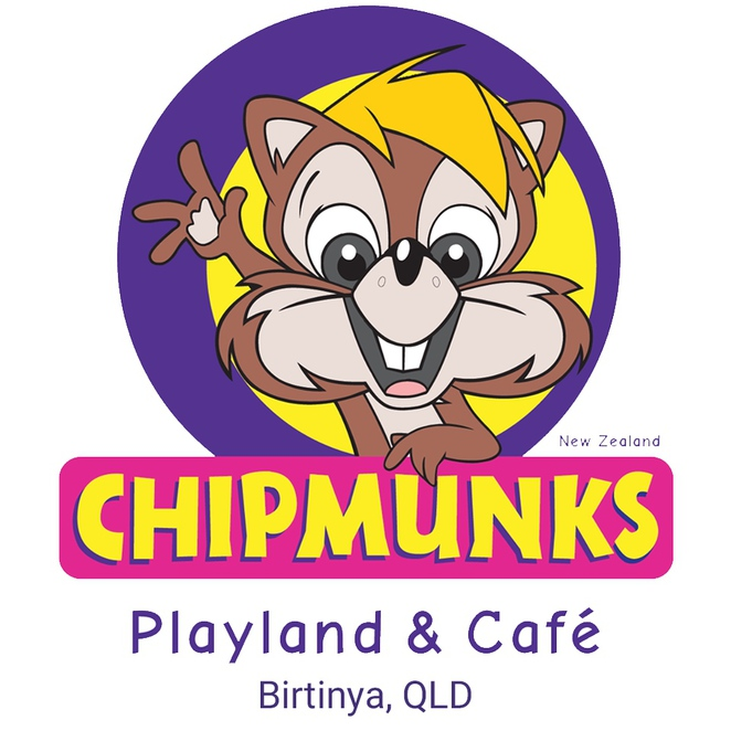 Chipmunks Playland and Cafe, Birtinya, Autism Spectrum Disorder, first Sunday of EVERY month, lights are dimmer, softer and gentler music, cupcakes, face painting, The Autism Tree House, burgers, pizzas, coffee, bring your socks, 'go blue' for autism