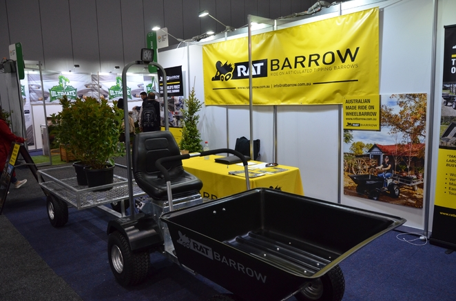 Coolest Wheel barrow for large gardens