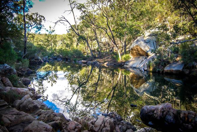 Crows Nest National Park, Cascades, Darling Downs, bushwalking, nature, relax, Toowoomba, photography,