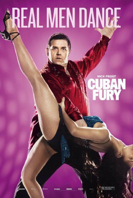 Cuban Fury, Nick Frost, Chris O'Dowd, Rashida Jones