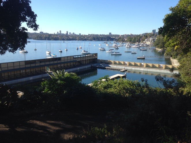 Dawn Fraser Swimming Pools, Balmain, Sydney, Sydney Harbour