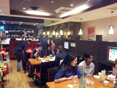 Downstairs @ China Red