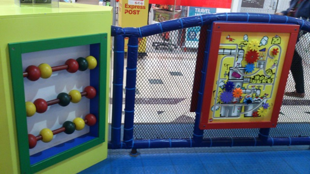 Eastland Shopping Centre playground