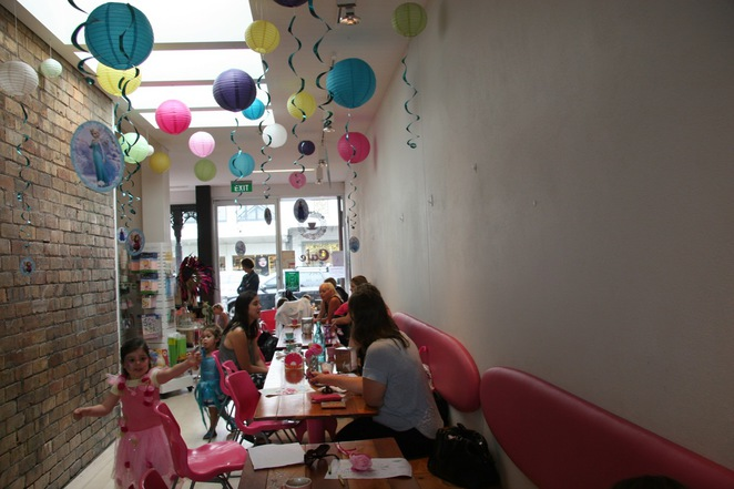 fairy shop, cafe, auckland, kid-friendly, child-friendly