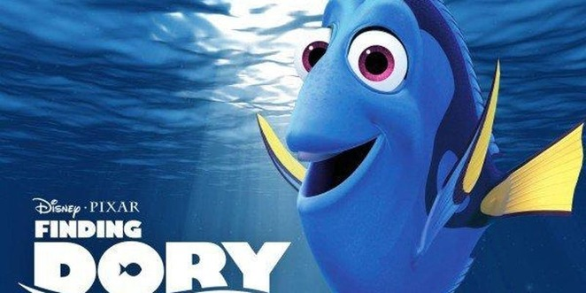 finding dory, kids go wild school holiday program 2019, community event, fun things to do, fun for kids, film, movie, cinema, enviroed, ipswich city council, queens park environmental education centre, film screening, free event