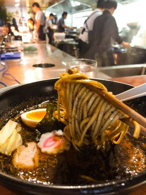 GMV, Food, Wine, Review, Sydney, Japanes, Ramen, Restaurant