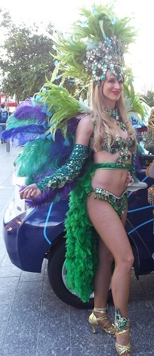 Rio, carnival, parade, Latin, dance , samba Costumes, May Cross