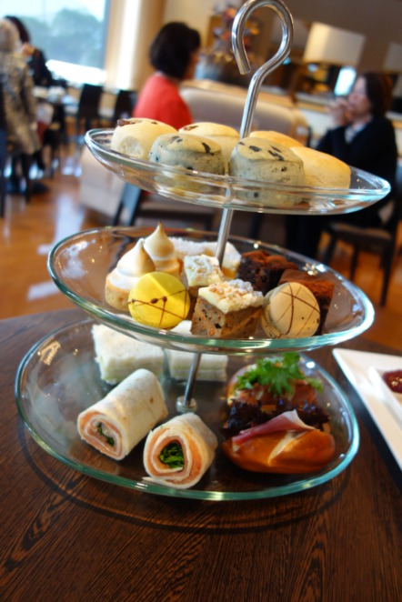 high tea intercontinetal adelaide