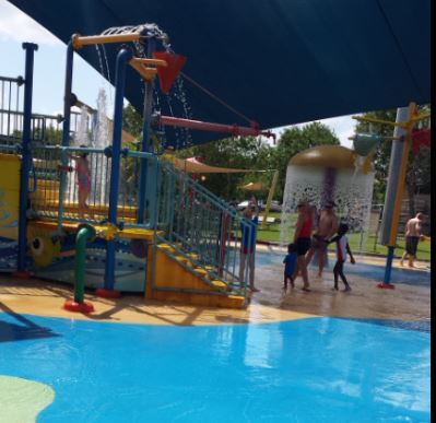 Leanyer Recreation Park, water park Darwin, Darwin, free, family, Free Family Fun Day