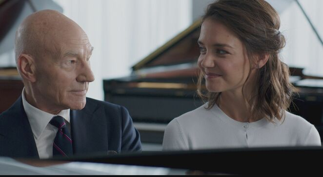 life with music, film, july release, katie holmes, patrick stewart