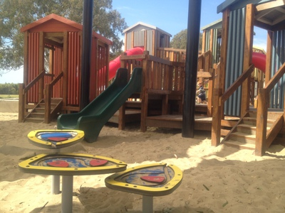 Lota Foreshores Playground