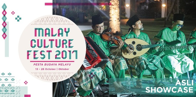 Malay CultureFest, Pesta Budaya Melayu, Malay heritage centre, Singapore malay community, free vocal masterclass, free music masterclass, malay art and culture