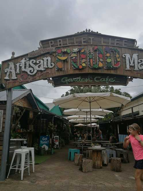 maleny markets fresh food produce coffee chai mountains local produce