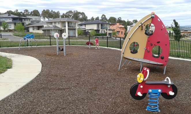 mc conchie circuit, playground, weston creek, parks, canberra, ACT,