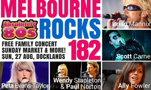 Melbourne Day Family Festival & Concert