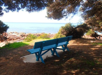 I found this beautiful spot during a recent retreat in Dunsborough.