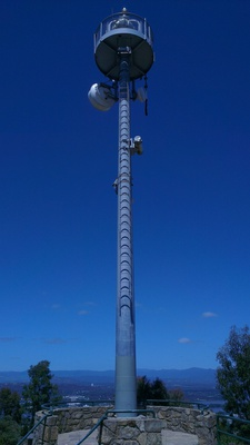 Mount Ainslie Aviation Beacon 1
