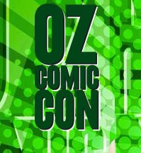 Image Courtesy of the Oz Comic-Con 2014 facebook page