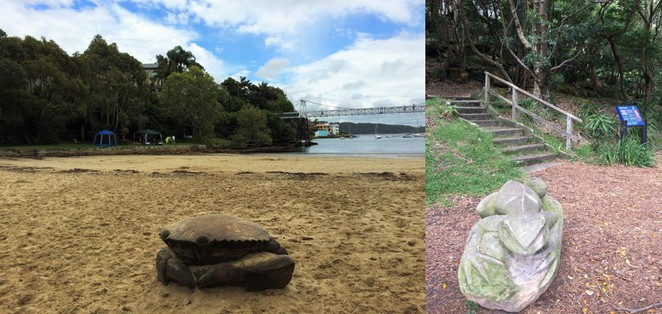 Parsley Bay Sculptures