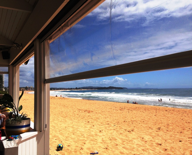 Pelican Pavilion, The Collaroy Hotel, Cafe, Breakfast, Lunch, Beachside Cafe, Beaches, Northern Beaches, Collaroy Beach, Coffee, Brunch